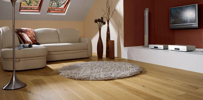 polishing parquet flooring